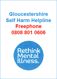 Self Harm Helpline